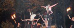 Akrobatik & Feuershow